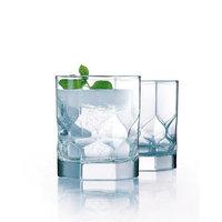 Luminarc 10 Oz. Set of 4 Topaz OTR Glasses - Clear