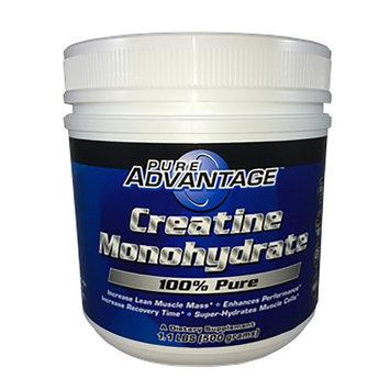 Pure Advantage - Creatine Monohydrate 500g