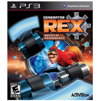 Virtuos Generator Rex: Agent of Providence (PS3) - Pre-Owned