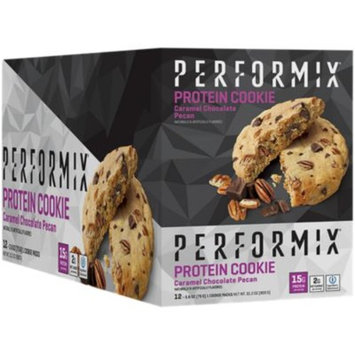 Protein Cookie - Caramel Chocolate Pecan (12 Cookie(s)) by Performix at the Vitamin Shoppe