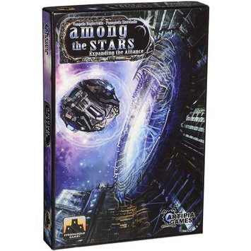 Strong Hold Games Among The Stars Expanding The Alliance