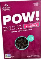 Ancient Harvest POW!™ Pasta Black Bean Elbows - 8 oz pack of 4