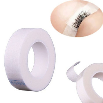Hypoallergenic Medical Surgical Paper Tape for Eyelash Extension (10pcs individually wrapped)