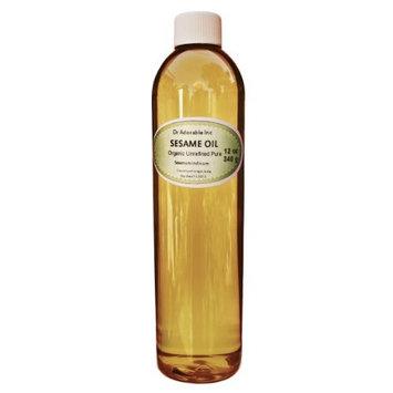 Sesame OIL Unrefined Cold Pressed Organic 24 Oz