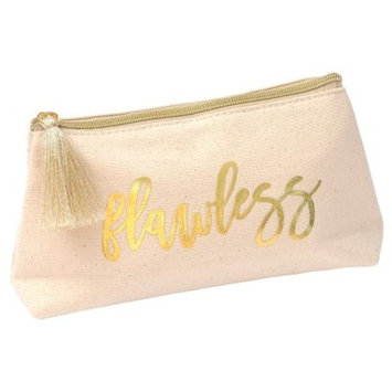 Mara-Mi Gold Cosmetic Bag