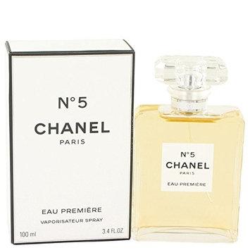 C h a n e l No 5 Eau Premiere 3.4 oz / 100 ML Spray NIB Sealed Perfume Eau De Parfum