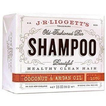 J.R. Liggett's Coconut And Argan Shampoo Bar