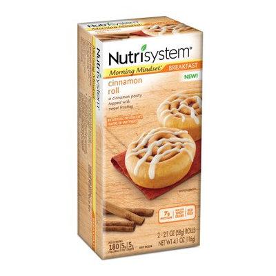 Nutrisystem Morning Mindset Cinnamon Rol
