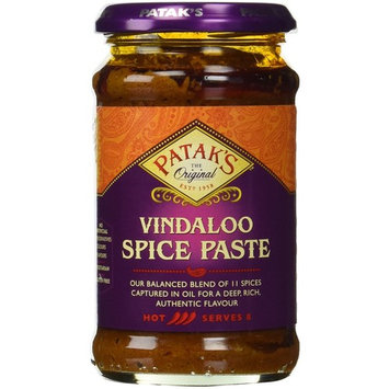 Patak - Vindaloo Curry Paste - 10 oz by Patak's