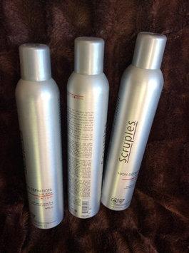 Scruples High Definition Hair Spray 10.6oz 'Pack of 3'