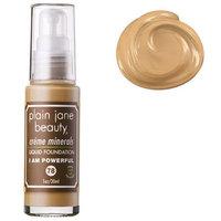 Plain Jane Beauty 232011 I Am Powerful 78 Creme Minerals Liquid Foundation