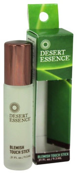 Desert Essence - Tea Tree Blemish Touch Stick - 0.31 oz. (pack of 4)