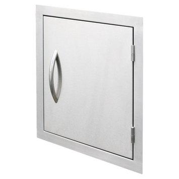Lloyds Material Supply Co Cal Flame Horizontal Door