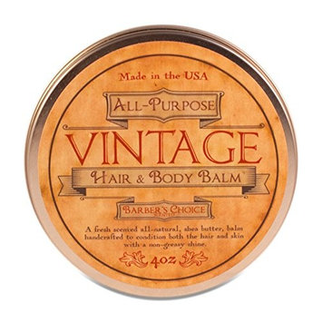 Vintage All-Purpose Hair and Body Balm - 4oz