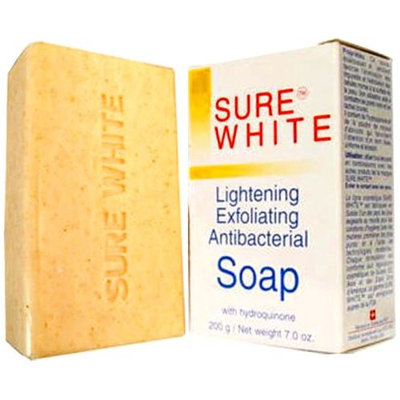 Sure White Lightening Exfoliating Soap