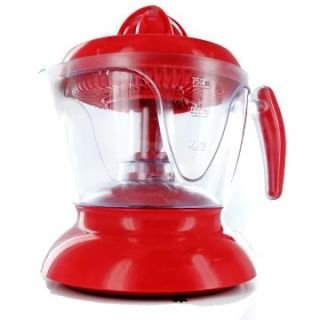 Home Locomotion 12010695 Fine Life Electric Citrus Juicer - Red