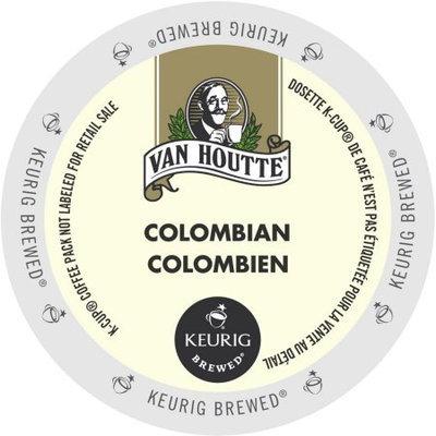 Van Houtte 100-percent Colombian Dark Coffee (96 K-Cups for Keurig Brewers)