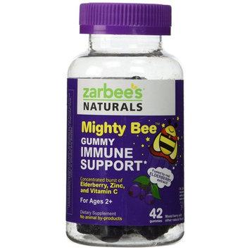 Zarbee's Mighty Bee Gummy - Elderberry - 42 ct