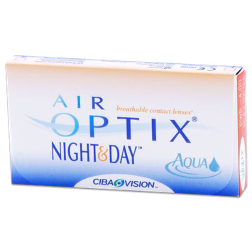 Airoptix Night And Day Aqua AIR OPTIX NIGHT & DAY AQUA Contacts