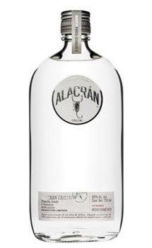 Alacran Tequila Anejo Cristalino
