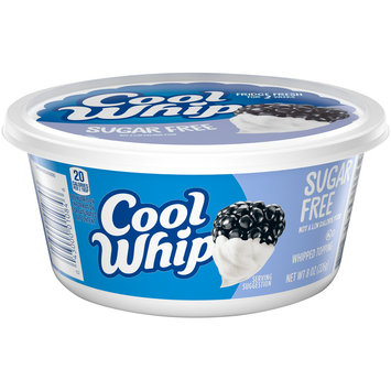 Cool Whip Sugar Free Whipped Topping