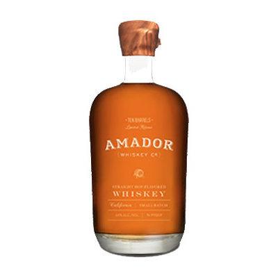 Amador Whiskey Co. Whiskey Ten Barrels
