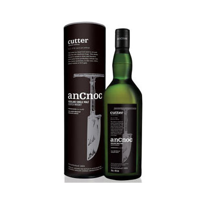 Ancnoc Scotch Single Malt Cutter Limited Edition