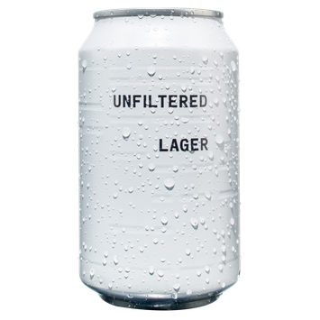 And Union Unfiltered Lager (can)