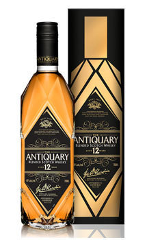 Antiquary Scotch 12 Year Old
