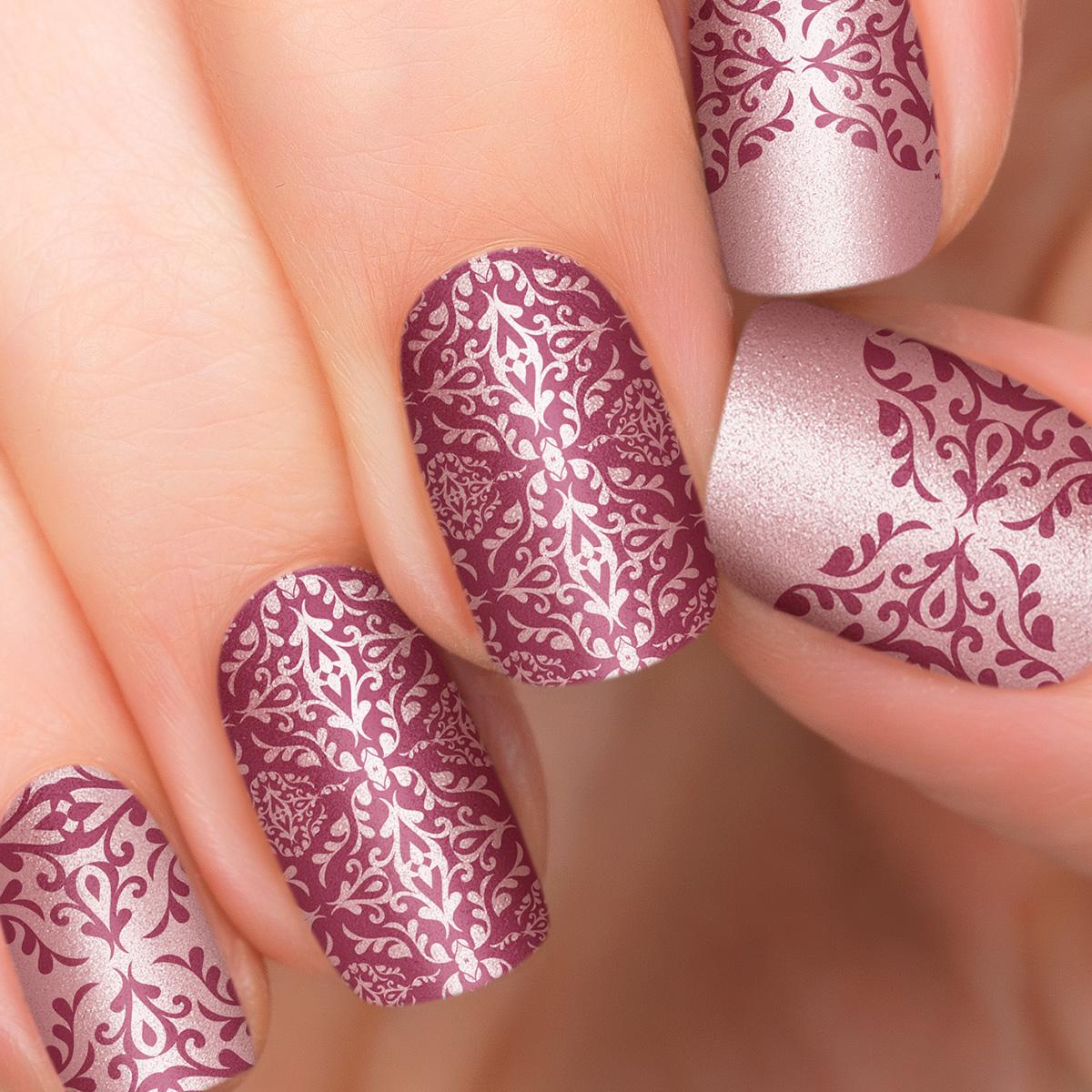Incoco.com Incoco Nail Polish Strips, Arabesque