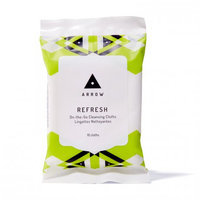 ARROW REFRESH On-the-Go Cleansing Cloths