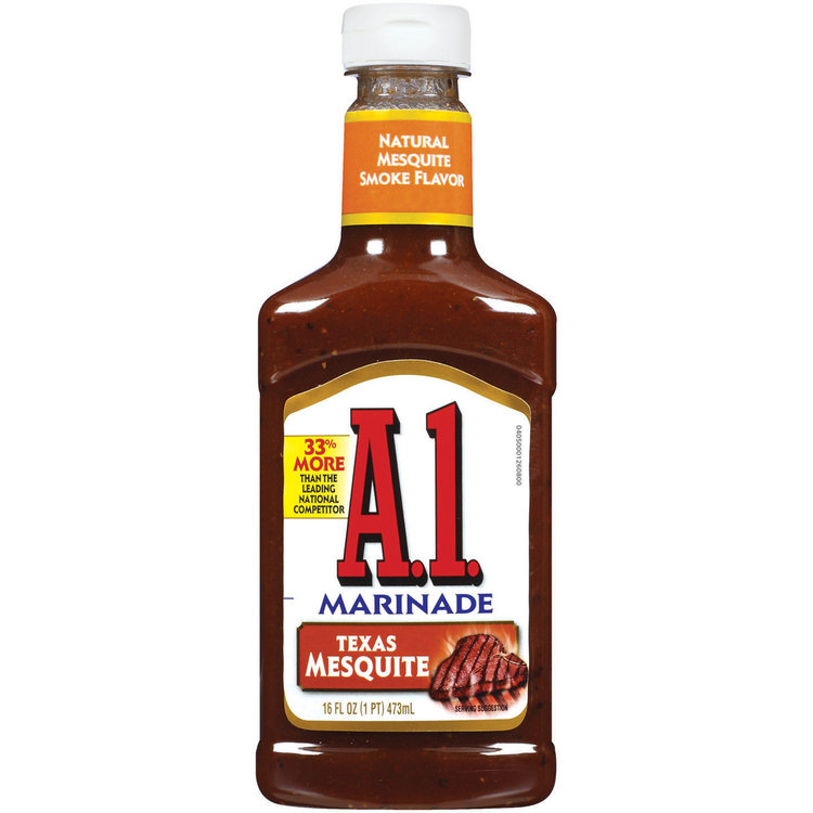 A.1. Steakhouse Texas Mesquite Marinade