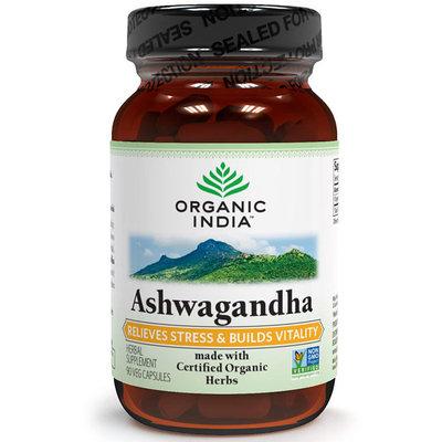 Organic India Ashwagandha, 180 Cp