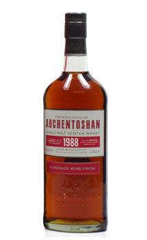 Auchentoshan Scotch Single Malt 1988 Wine Cask Finish