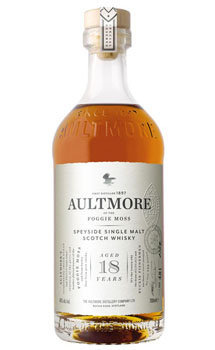 Aultmore Scotch Single Malt 18 Year