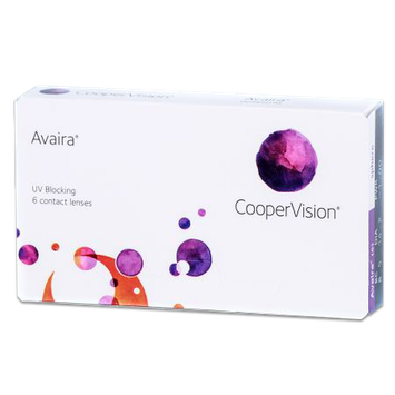 Avaira Contacts