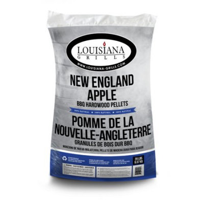 Cameron's Products Wood Pellets- 100% Natural Flavored Barbecue Grilling Pellets - No Fillers- 20 Lbs Bag (New England