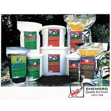 Discount Pond Supplies Chengro Spring and Fall Pellets 40 lb Bag