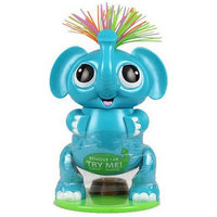 Galerie Easter Funky Hair Elephant Candy Dispenser Filled with Candy Pieces, 0.3 oz