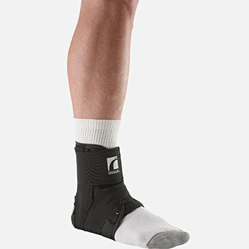 Ossur GameDay Ankle Brace Size: XXLarge, Color / Style: Black / Without Stay