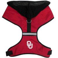 Oklahoma Sooners Dog Hoodie Harness