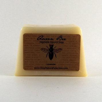 Queen Bee Vegetable Glycerin Soap Lemongrass Sage [Lemongrass & Sage]