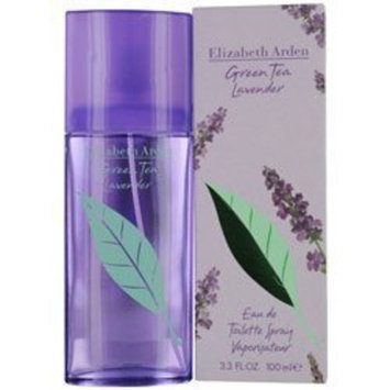 Elizabeth Arden Eau De Toilette Spray for Women, Green Tea Lavender, 3.3 Ounce