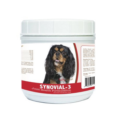 Healthy Breeds 840235104476 Cavalier King Charles Spaniel Synovial-3 Joint Health Formulation 120 Count