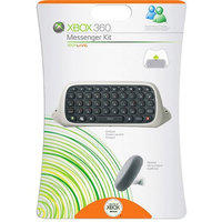 Microsoft Corp. Xbox 360 Messenger Kit (Keyboard only) for Text Messaging