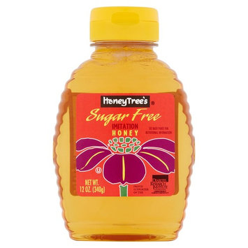 (6 Pack) Honey Tree's Sugar-Free Honey, 12 Oz ($0.20/Oz)