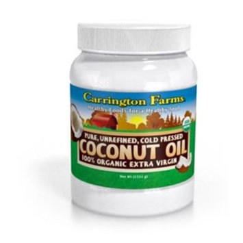 Carrington Farms Coconut Oil, 54 oz