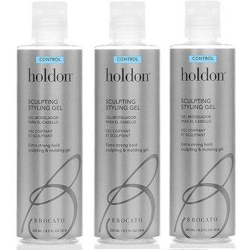Brocato Holdon Styling Gel 8.5 oz (Set of 3)