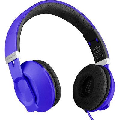 HyperGear V30 Headphones with Mic 3.5mm Blue - HyperGear Headphones & Speakers