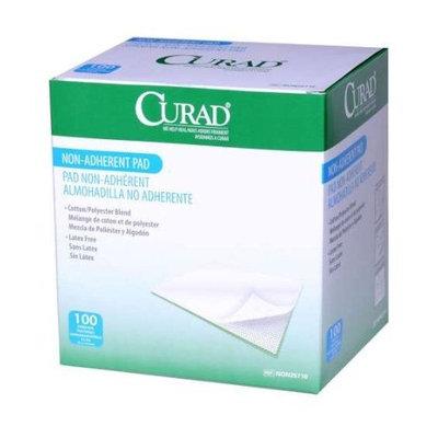 Medline Curad Sterile Non-Adherent Pad, 3